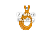 GKC Clevis self locking hook