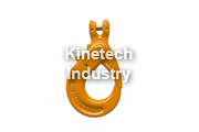 Clevis self locking hook type XLC