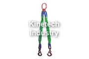 Two Leg Flat Polyester Webbing Slings